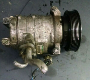 2004-06 Chrysler Pacifica 3.5L-V6 Air Conditioner Compressor Assembly w/ Bolts