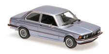 Minichamps 1:43 BMW 323I - 1975 - LIGHT BLUE METALLIC