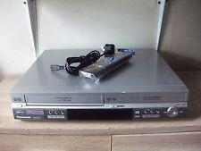 Panasonic DMR-ES30V DVD Recorder VHS VCR Combi combo copy VHS to DVD