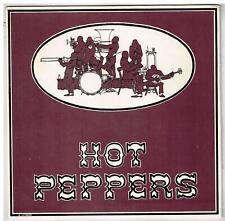 """Les HOT PEPPERS    Cake walking babies   7"""" EP 45 tours Numéro 271/500"""