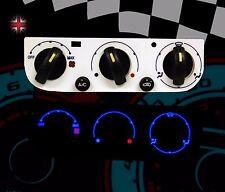 Ford Mondeo MK3 heater dial kit dash panel speedo clock lighting upgrade