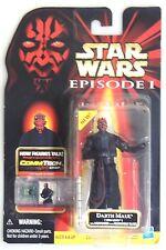 ESZ1594. STAR WARS EPISODE I Sith Lord Darth Maul Action Figure Hasbro (1999)^