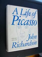 A LIFE OF PICASSO - JOHN RICHARDSON - 1991