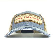 Carrie Underwood The Storyteller Tour American Country Singer Baseball Cap Hat L
