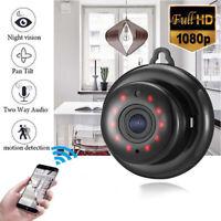 HD 1080P IP WIFI Sans Fil Caché Caméra Sécurité CCTV Vidéo Surveillance Sécurité