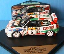 TOYOTA COROLLA WRC #5 SAFARI KENYA RALLY 1998 SAINZ VITESSE V98107 1/43 MOYA