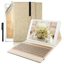 Ipad Keyboard Case 9.7, boriyuan Slim Teclado Inalámbrico Bluetooth Cubierta