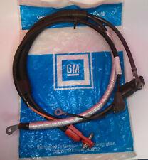 NEW OEM GM 1996-00 Silverado Chevy GMC Cadillac Pos & Neg Battery Starter Cables