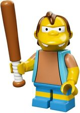 Lego The Simpsons Collectible Minifigures Nelson Muntz NEW CMF