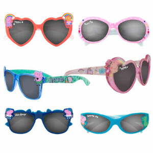 Peppa Pig Children's Character Sunglasses UV protection Holiday Choose Design