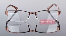 TR90 Men's Sports Fashion Half rimless Eyeglass Frames Optical Eyewear Rx