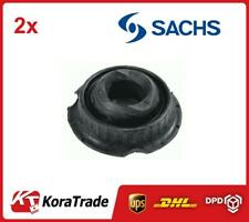 2 x SACHS SHOCK ABSORBER TOP MOUNT CUSHION SET 802 550