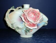 Nib - Franz Fz00560 Rose of Peace Vase