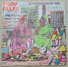 "Tony Allen With Afrika 70 ""No Accomodation For Lagos"" Afrobeat Funk LP Polydor"