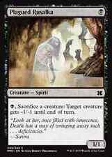 Plagued Rusalka   x4 NM Modern Masters 2015 MTG Magic Cards Black Common