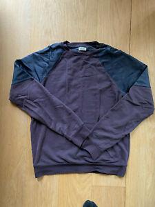 Mens Paul Smith Purple Sweatshirt Size Medium