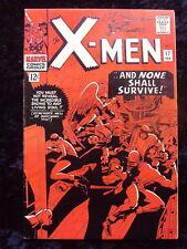 X-MEN #17 1ST SERIES!  MARVEL COMICS