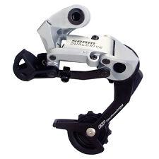 SRAM DualDrive 8 Speed Rear Bicycle Derailleur - SILVER - Short Cage