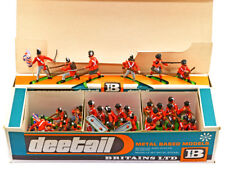 Britains Deetail # 7940 - 48 British Napoleonic Infantry - Mint Boxed VERY RARE!