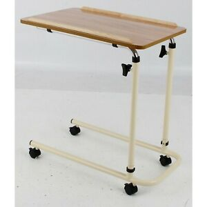 Days Overbed Table With Castors Flat Packed - 091558261
