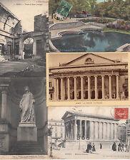Lot 100 cartes postales anciennes de 1900 à 1935 NIMES 2