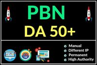 15 DR 60+ Homepage Permanent PBN Backlinks - Google SEO Ranking