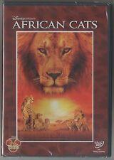 AFRICAN CATS BIA 0260202  Z3A DVD DISNEY SIGILLATO!!!
