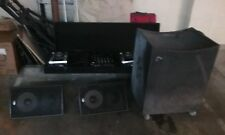 DJ Equipment Complete Package