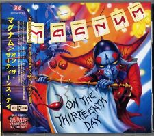 MAGNUM-ON THE 13TH DAY-JAPAN CD BONUS TRACK F25