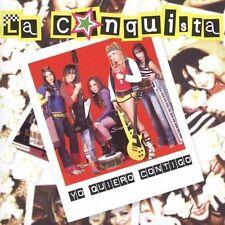 Yo Quiero Contigo by La Conquista (CD, May-2005, Sony BMG)