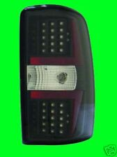 2001 2002 2003 GMC Yukon Denali BLACK LED TAIL LIGHTS