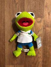 "Disney Store Muppet Babies Kermit 12"" Plush NWT"