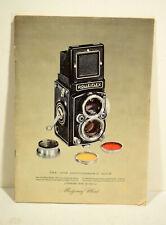 1956 Montgomery Wards Photographic Book Catalog Cameras Leica Graflex Polaroid