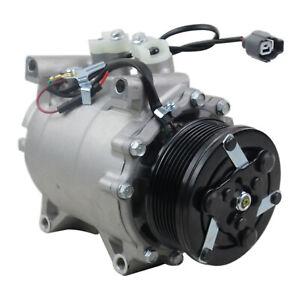 New A/C Compressor with Clutch for 2002-2006 Honda CR-V 2.4L 38810-PNB-006