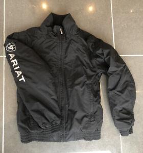Ariat Blouson / jacket black size small (8)