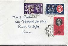 1961 Centenary of the Post Office Saving Bank FDC  SG 623A/625A  MY REF 887