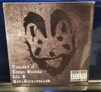Vioent J - Sick Kidz CD SEALED insane clown posse axe murder boyz nova Eazy-E