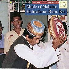 Various Artists - Music of Indonesia 19 / Various [New CD]