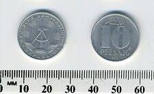 German-democratic Republic 1978 A - 10 Pfennig Aluminum Coin - Berlin mint