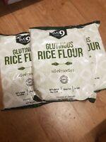 Thai Glutinous Rice Flour  400g - Gluten Free Vegan