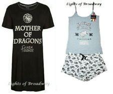 Primark Game of Thrones Mother of Dragons Nightdress Nightie Pyjama Ladies Girls