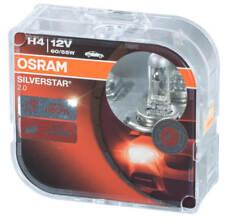 Osram Silverstar 2.0 H4 64193SV2-HCB Autolampe Duo Box