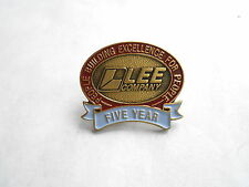 Lee Company Heating & Cooling- Furnace & Air 5 yr Employee Service Pin