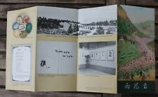 28831 Reise Prospekt China Jü-Hua Tai Nanjing um 1960