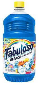 Fabuloso BleachAlternativeMulti-Purpose Cleaner Spring Fresh 1-56oz Bottle