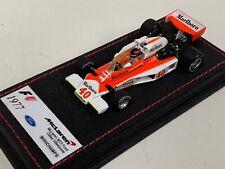 1/43 Minichamps F1 Formula 1  McLaren Ford 1977 M23 G.Villenuve Marlboro Custom
