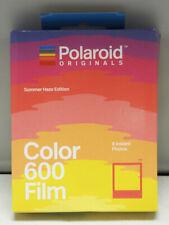 Polaroid Originals Summer Haze Edition Color 600 8 Sheets NIB