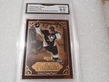 Sidney Crosby GRADED ROOKIE!! 2005/06 UD Diary #DP29 Penguins MVP!! X-8.5