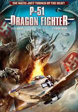 """P-51 Dragon Fighter 3D-BD & Blood Lake 3D-BD """"REGION B"""" Double Feature 3D-BD"""