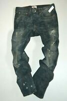Men's Levi's 501 vintage raw JEANS size W32 L30   00501-0796 straight leg patina